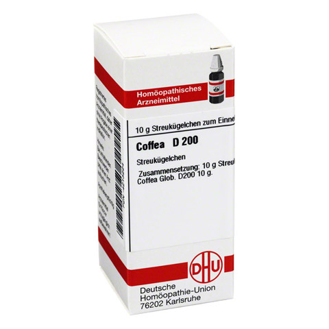 COFFEA D 200 Globuli 10 Gramm N1
