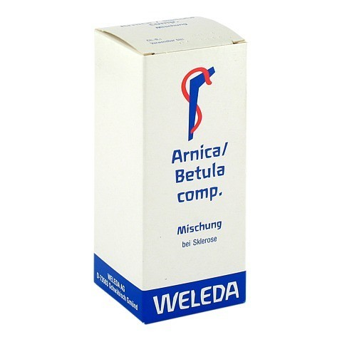 ARNICA/BETULA comp.Dilution 100 Milliliter N2