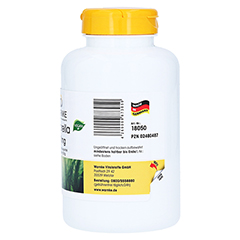 CHLORELLA 400 mg Tabletten 500 Stück - Linke Seite