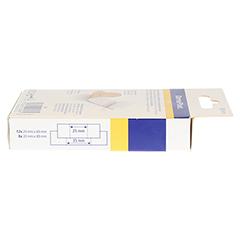 DERMAPLAST elastic Pflasterstrips 2 Größen 20 Stück - Linke Seite