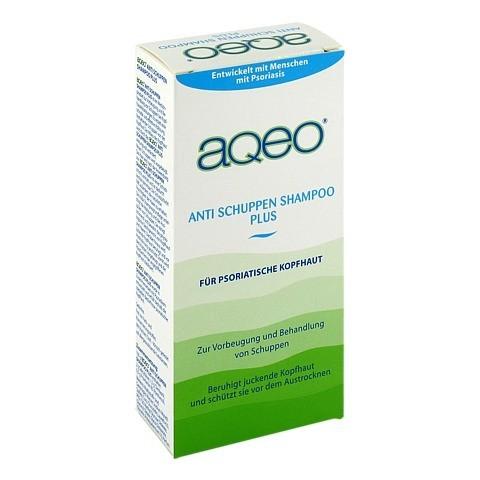 AQEO Anti Schuppenshampoo Plus 150 Milliliter