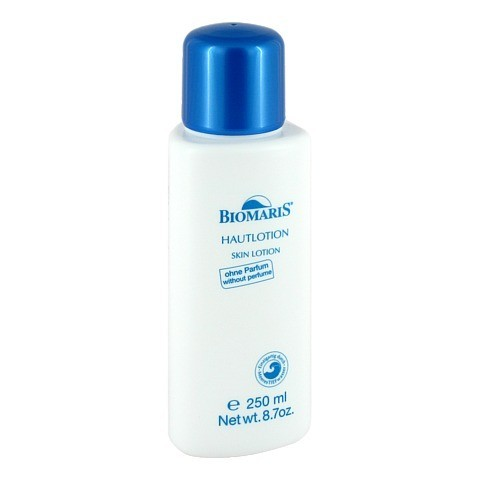 BIOMARIS Hautlotion ohne Parfum 250 Milliliter