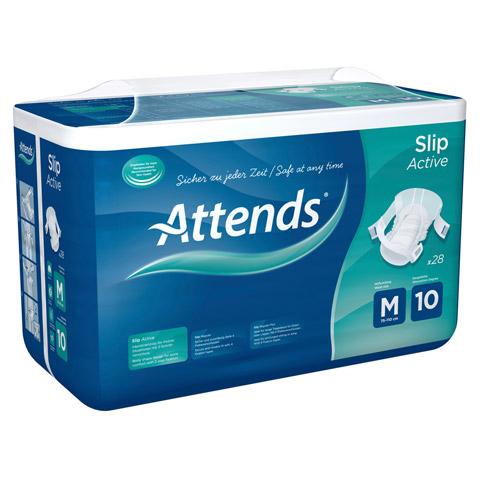ATTENDS Slip Active 10 medium 4x28 Stück