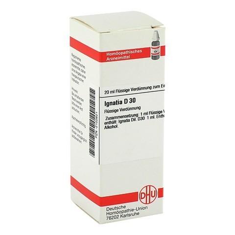 IGNATIA D 30 Dilution 20 Milliliter N1