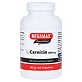 MEGAMAX L Carnitin 1000 mg Tabletten 60 St�ck
