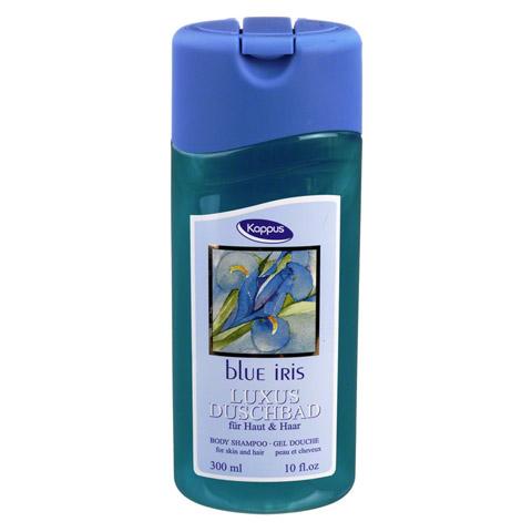 KAPPUS blue Iris Duschbad 300 Milliliter