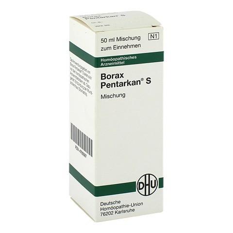 BORAX PENTARKAN S Liquidum 50 Milliliter N1