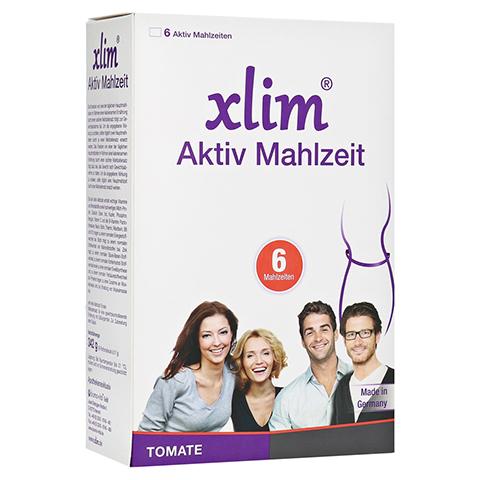 XLIM Aktiv Mahlzeit Tomate Pulver 6x57 Gramm