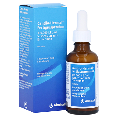 Candio-Hermal Fertigsuspension 50 Milliliter N2