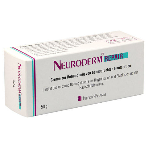 NEURODERM Repair Creme 50 Gramm