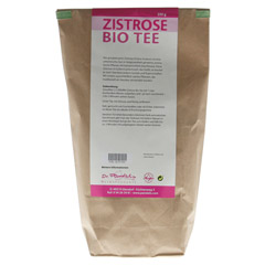 ZISTROSE Bio Tee 250 Gramm - Rückseite