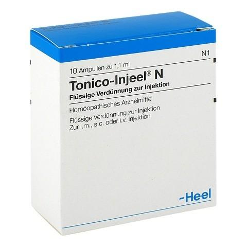 TONICO Injeel N Ampullen 10 Stück N1
