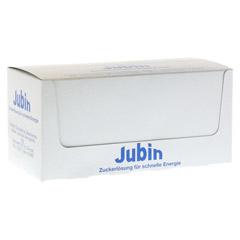 JUBIN Zuckerlösung schnelle Energie Tube 12x40 Gramm