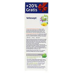 TETESEPT Gelenk & Muskel Bad 150 Milliliter - R�ckseite