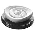 DUFTSTEIN Energiespirale Keramikteller schw. 1 St�ck