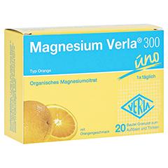 MAGNESIUM VERLA 300 Orange Granulat 20 St�ck