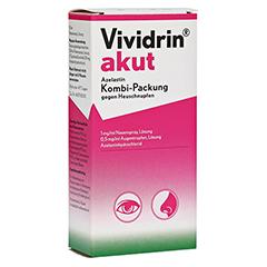 Vividrin akut Azelastin gegen Heuschnupfen