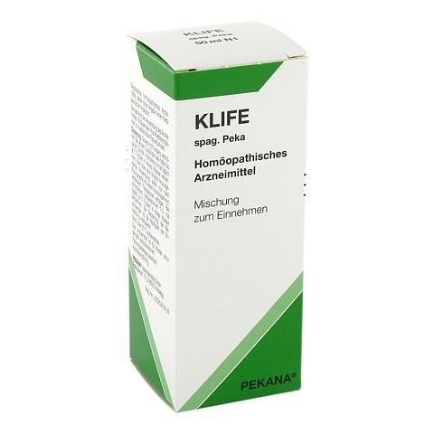 KLIFE spag.Peka Tropfen 50 Milliliter N1