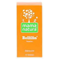 MAMA natura Bellilin Tabletten 40 Stück N1 - Vorderseite
