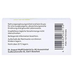 VAGISAN Biotin-Lacto Kapseln 30 St�ck - Unterseite