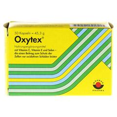 OXYTEX Kapseln 50 Stück - Vorderseite