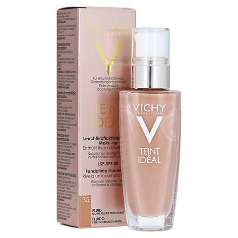 Vichy Teint Ideal Fluid 35 30 Milliliter