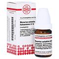 MERCURIUS SOLUBILIS D 12 Globuli Hahnemanni 10 Gramm N1