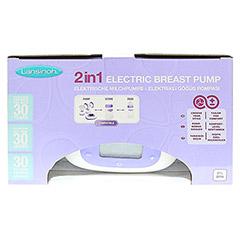 LANSINOH 2in1 elektrische Milchpumpe 1 Stück - Oberseite