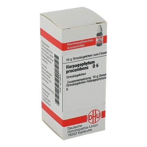 HARPAGOPHYTUM PROCUMBENS D 6 Globuli 10 Gramm N1