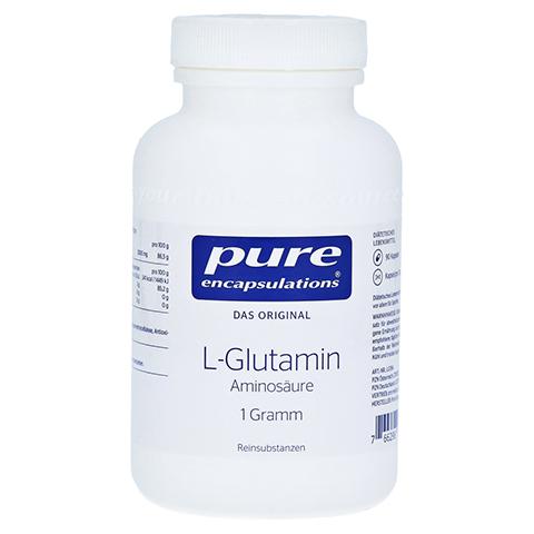 PURE ENCAPSULATIONS L-Glutamin 1 g Kapseln 90 Stück