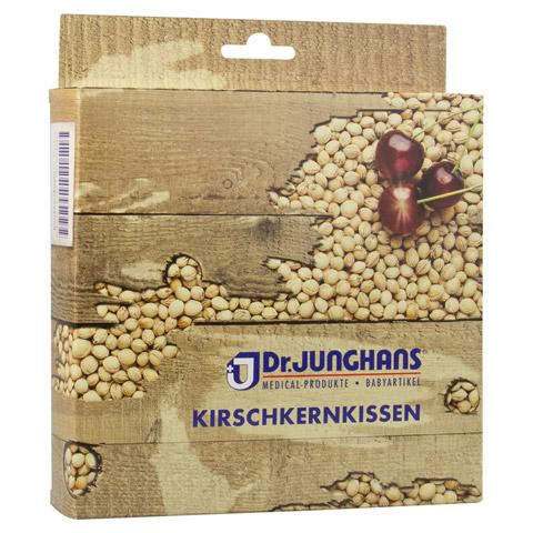 KIRSCHKERNKISSEN 17x17 cm für Mikrowelle 1 Stück