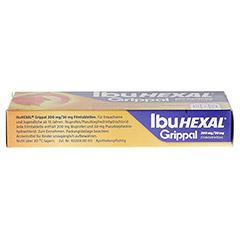 IBUHEXAL Grippal 200 mg/30 mg Filmtabletten 20 Stück N1 - Oberseite