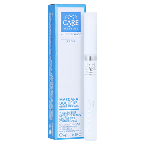 EYE CARE Mascara mild 6 Gramm