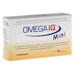 OMEGA IQ Mini Kapseln 60 Stück