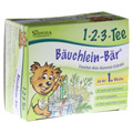 SIDROGA 1.2.3 Tee Bäuchlein Bär Extrakt 12 Stück