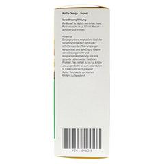 ALPHEGA heiße Orange+Ingwer Pulver 20x5 Gramm - Rechte Seite