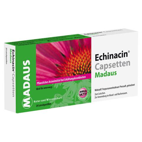 Echinacin Capsetten Madaus 20 St�ck