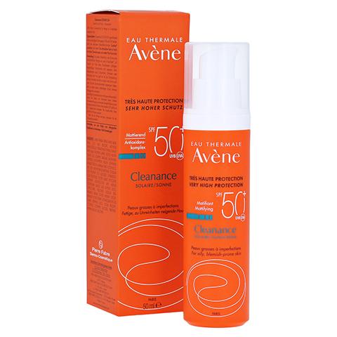 AVENE Cleanance Sonne SPF 50+ Emulsion 50 Milliliter