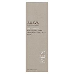 Ahava Men Mineral Hand Cream 100 Milliliter - Vorderseite