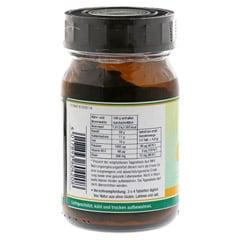 CHLORELLA MIKROALGEN Tabletten 250 Stück - Rückseite