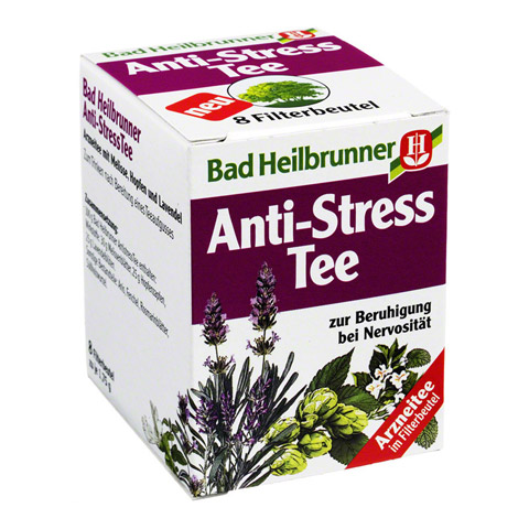 Bad Heilbrunner Anti-Stress Tee 8 Stück