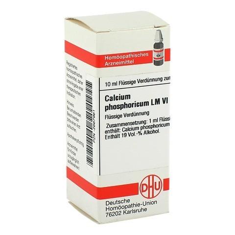 LM CALCIUM phosphoricum VI Dilution 10 Milliliter N1