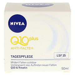 NIVEA VISAGE Q10 Plus Tagespflege 50 Milliliter - Vorderseite