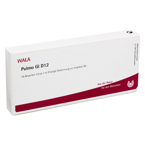 PULMO GL D 12 Ampullen 10x1 Milliliter N1