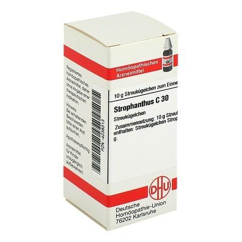 STROPHANTHUS C 30 Globuli 10 Gramm N1