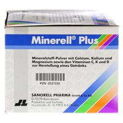 MINERELL plus Pulver 60 St�ck - Rechte Seite