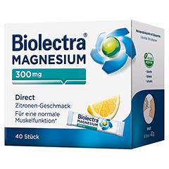 BIOLECTRA Magnesium Direct Pellets 40 St�ck