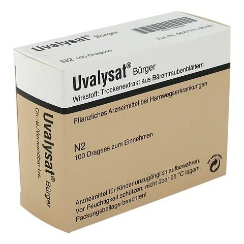 Uvalysat Bürger 100 Stück N2