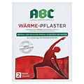 ABC Wärme-Pflaster Rheumaplast 4,8mg Hansaplast med 2 Stück