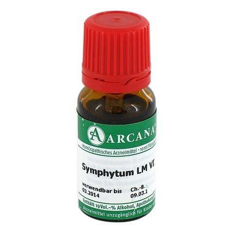 SYMPHYTUM Arcana LM 6 Dilution 10 Milliliter N1